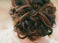 Wedding Ideas: Hair, Jewelry, Nails, and Make-Up