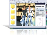 Clothes Design Software Free Trial Fashion Design Software on