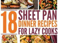 Sheet Pan Dinners  Board