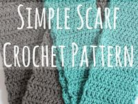 1000+ images about Crochet scarf patterns for the homeless on ...