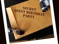 Super Secret Spy Party 2014