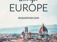 Travel - Europe / Inspirations for travelling around Europe, must sees, insider tips, Europe's gems and much more :)