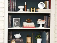 Shelves and Vignettes