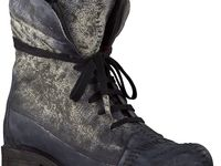 Strass Biker Boots Met Parels, Zwart kopen?   Expo XL