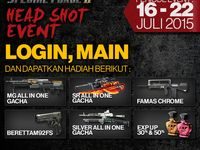 Event - Special Force 2 Indonesia / All event in Game online Special Force 2 Indonesia from Netmarble Indonesia