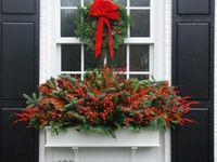 ...CHRISTMAS.Outdoors...