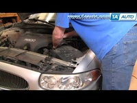how to change rear brakes on a 2000 buick lesabre