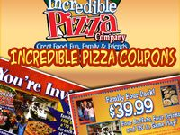 9 best images about Incredible Pizza Coupons on Pinterest