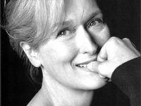 Meryl Streep #1 Actress!!!