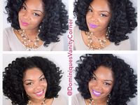 Crochet Braids Hurt : 1000+ images about Hairstyles crochet braids on Pinterest