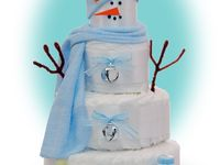Diaper cakes 2