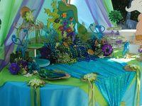Birthday party (Little Mermaid)