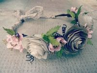 118 Best Fleur Papier Images On Pinterest Paper Flowers