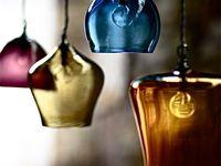 ReUse Colored glass Ideas I <3
