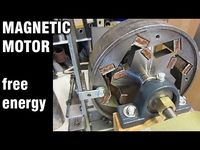Magnetic Motors