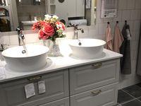 7 bästa bilderna på Ikea badrum | ikea badrum, badrum