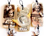 All small Altered and beautiful items.