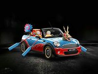 Mini is a cool brand of quality cars, great customer service and aftercare.
