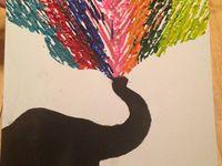 Crayon Art(: