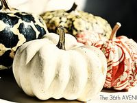 Fun, cute and scary decor for the home.   Costume and food ideas too!
