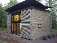 Architecture Micro Homes Mini House Small Buildings