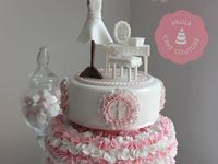 Cakes and party decorations