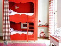 Slaapkamer meisjes on pinterest bureaus pip studio and met - Deco meisjes slaapkamer ...