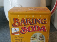 Baking soda @ other clesnets