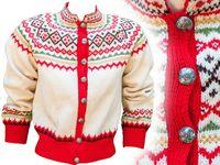 New Zeland Sweter
