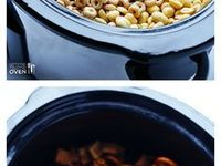 snacks on Pinterest | Pumpkin Pecan Pie, Chex Mix and Cheesecake