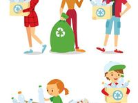 Ideas For Kids And Recycling