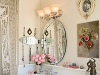 Shabby chic bathrooms / Shabby chic bathrooms