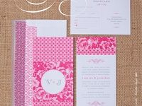 Wedding Stationary and Favours