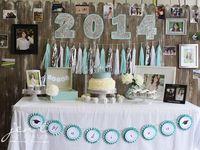 Lexy graduation party ideas