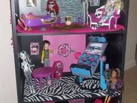 Monster High ,Liv Dolls,& pullip