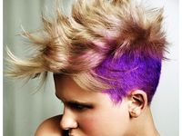 ... about hair on Pinterest | Female mohawk, Mohawks and Mohawk hairstyles