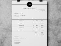 Receipts/Bill/Notepaper