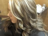 ... on Pinterest | Highlights, Full Weave and Blonde Hair With Highlights
