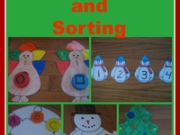 Holiday therapy activities