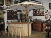 Indoors / Some of our indoor decor and furniture. Tons more in store!