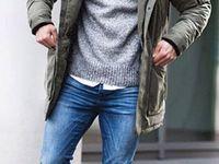 Mens Fashion Coat