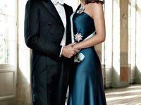 kronprinsessan  Victoria  och  Daniel