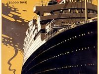 Liners & steamships
