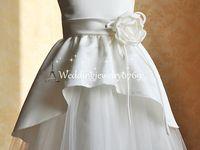 Les 10 Meilleures Images De Robe De Mariage Pr Tati Et Dorcas Robe Enfant Mariage Robe Fille Robe De Bouquetiere