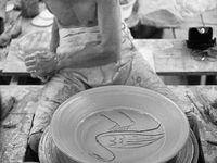 Potters and artists