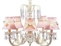 chandeliers, candelabra and centerpieces
