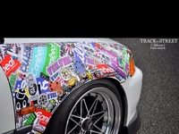 17 best images about sticker bomb on pinterest honda civic wraps and vehicles. Black Bedroom Furniture Sets. Home Design Ideas
