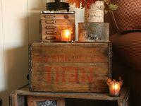 Primitive Decorating Ideas