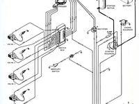 Volvo Penta Wiring Harness Diagram Car Mercury Outboard Volvo Diagram