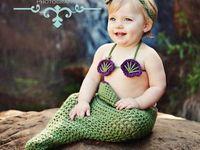 Crochet - Cocoon y photo prop